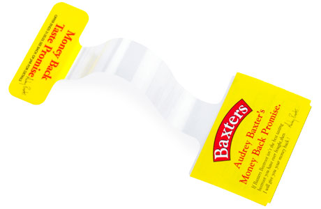 BaxtersLabel